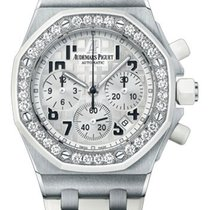 Audemars Piguet Royal Oak Offshore Ladies Chronograph Stainles...