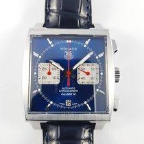 TAG Heuer Monaco Steve McQueen CAW2111.FC6183 blue Calibre 12