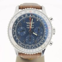 Breitling Navitimer 01 LIMITEDEDITION 1000 BlueDial (B&P20...