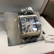 Cartier Santos 100 XL 2017 Unworn Full Set