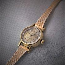 Omega vintage 14ct solid golden Omega