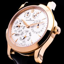 Jaeger-LeCoultre Master Eight Days  18K Rosegold  Perpetual...