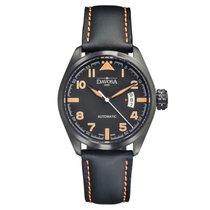 Davosa Swiss Military 16151194 Analog Men WristWatch Black...