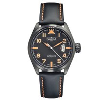 Davosa Swiss Military 16151194 Analog Men WristWatch Black...