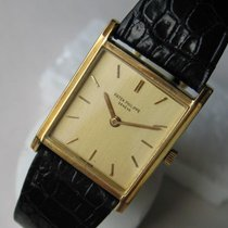 Patek Philippe Gondolo Ref. 3519 18k Gold 25mm Manual Vintage