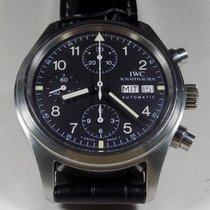 IWC Fliegerchronograph - 3706 - Valjoux 7750 - Pilot Chrono -...