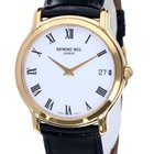 Raymond Weil Mens Watch White Roman Dial (38 mm)