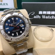 Rolex Cally - 116622 Yacht-Master BLUE Dial 40mm [NEW]
