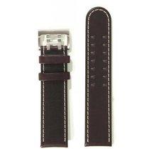 Hamilton Khaki Field Lederband braun 22/22 mm H600.705.114