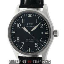 IWC Pilot Mark XVI Black Dial Automatic 39mm