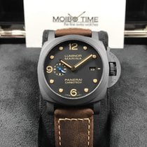 Panerai PAM661 Luminor 1950 3 Days Automatic Carbotech 44mm [NEW]