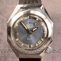 Zenith Defy 1969 Modele Depose Sub-sea Automatic 01.1070.290...