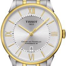 Tissot T-Classic Chemin des Tourelles Automatikuhr T099.407.22...