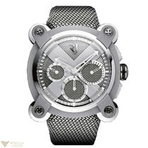 Romain Jerome Moon Invader Heavy Chronograph Stainless Steel...