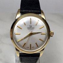 Certina Dresswatch 14 kt Gold