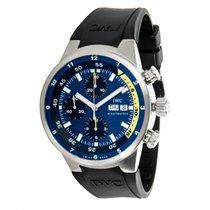 IWC Aquatimer Costeau for Calypso IW3782 Diver Men's Watch...