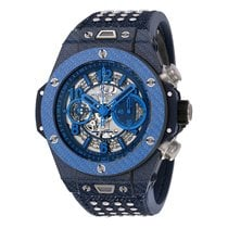 Hublot Big Bang Unico Italia Independent Blue Limited Editio