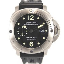 パネライ (Panerai) Submersible PAM00025 Full set with 2016 service