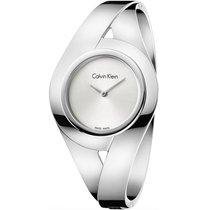 ck Calvin Klein sensual Damenuhr Größe M K8E2M116