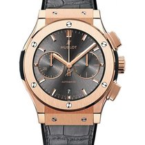 Hublot 521.OX.7081.LR Classic Fusion Chronograph in Rose Gold...