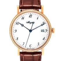 Breguet Classique 18K Rose Gold Automatic Men's Watch –...
