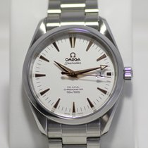 Omega Seamaster Chronometer Aqua Terra Co-Axial