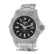 Breitling Authentic Mens Breitling Avenger II Seawolf A17331...