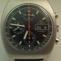 Lemania Chronograph inv. 234 - Automatic