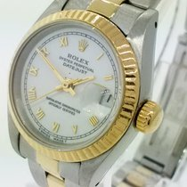 Rolex Oyster Perpetual Date Ref 69173 Box and Papers