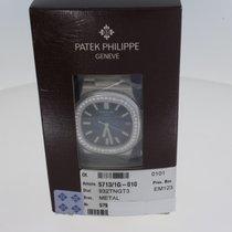 Patek Philippe Nautilus Whitegold  5713g Double Sealed