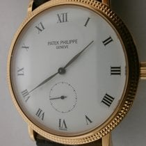 Patek Philippe Calatrava 34mm 18K Solid Rose Gold