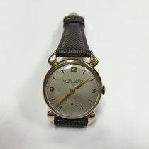 Ulysse Nardin Vintage Ulysse Nardin Chronometer Co. 14k Gold