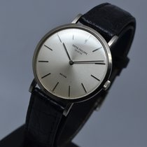Πατέκ Φιλίπ (Patek Philippe) CALATRAVA BEYER 18K WHITE GOLD...
