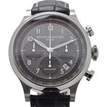 Baume & Mercier Capeland Chronograph Watch MOA10044