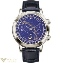 Patek Philippe Grand Complications Celestial Sky Platinum...