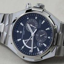 Vacheron Constantin Dual Time 47450/B01A-9227 black dial