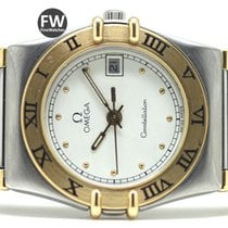 Omega Constellation Lady Steel & Gold
