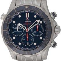 Omega : Seamaster Diver 300M Chronograph :  212.30.44.50.03.00...