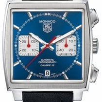 TAG Heuer Monaco Men's Watch CAW2111.FT6005