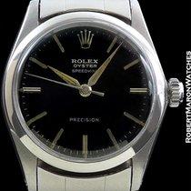 Rolex 6430 Speedking Steel