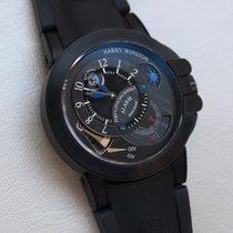Harry Winston Ocean chronograph project Z6 Black Edition...