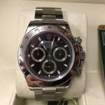 Rolex Daytona Cosmograph - Black Dial - FULL SET 2011 - MINT