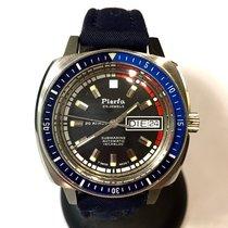 40 5mm Pierfa Submarine Automatic Steel Men's Watch W/...
