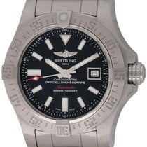 Breitling : Avenger II Seawolf :  A1733110/BC30 :  Stainless...