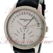 Vacheron Constantin Patrimony Bi-Retrograde Day/Date, Silver...