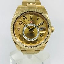 Rolex Sky-Dweller Yellow Gold 326938