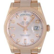 Rolex Men's Rolex President Day-Date Watch 118205 Rose...