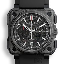 Bell & Ross BR-X1 Carbone Forgé Limited Edition New-Full Set