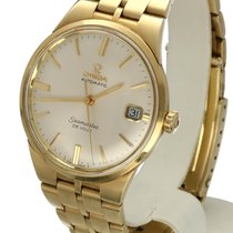 Omega Seamaster De Ville Automatic Yellow Gold 14 krt (34 mm)