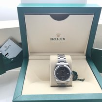 Rolex SS/SS Oyster Perpetual No date 39mm #114300